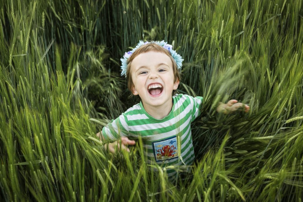Intuitivní fotografování s hlídáním dětí